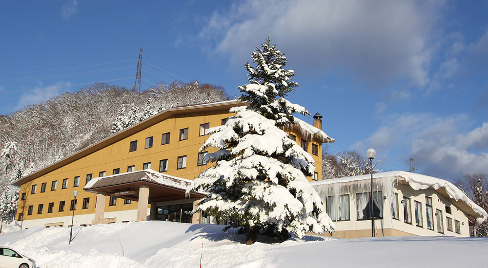 周辺観光 スキーシーズン